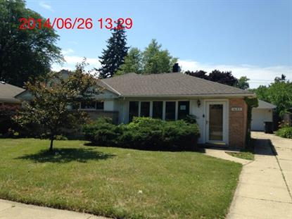 1088 S 6th Avenue Des Plaines, IL MLS# 08667077