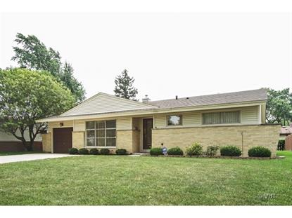 109 Crest Avenue Elk Grove Village, IL MLS# 08677681