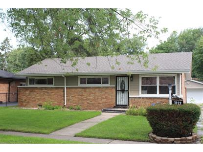 3132 Sussex Avenue Markham, IL MLS# 08682230
