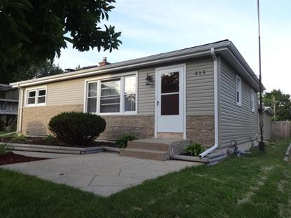 315 N Central Avenue Wood Dale, IL MLS# 08683611