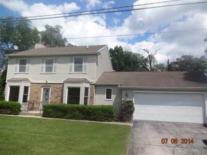 3801 Pine Avenue Zion, IL MLS# 08702664