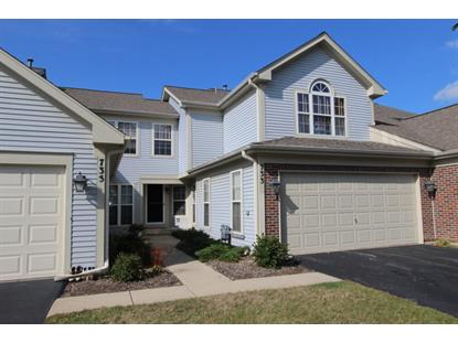 733 Bent Ridge Lane Elgin, IL MLS# 08704056