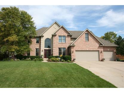 2537 Creekside Lane Morris, IL MLS# 08708404