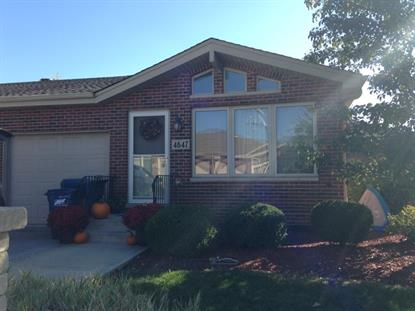 4647 W Orchard View Court Alsip, IL MLS# 08710182
