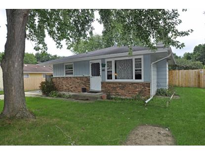 2710 Lowery Court Zion, IL MLS# 08713436