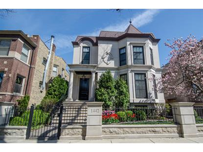 1442 W Berteau Avenue Chicago, IL MLS# 08725090