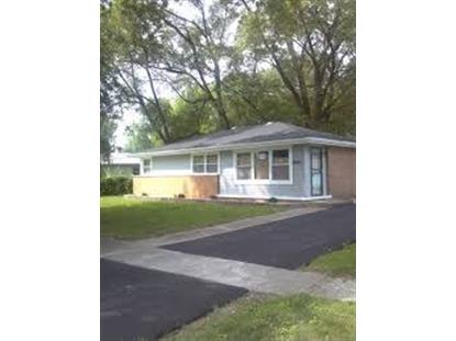 16100 Circle Drive Markham, IL MLS# 08727276