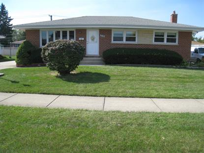 216 WELTER Drive Wood Dale, IL MLS# 08741909