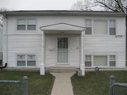 16306 Park Avenue Markham, IL MLS# 08744805