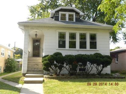 1428 N Ashbel Avenue Berkeley, IL MLS# 08750885