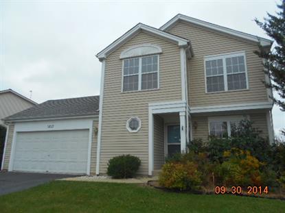 1813 Cambridge Drive Carpentersville, IL MLS# 08751565