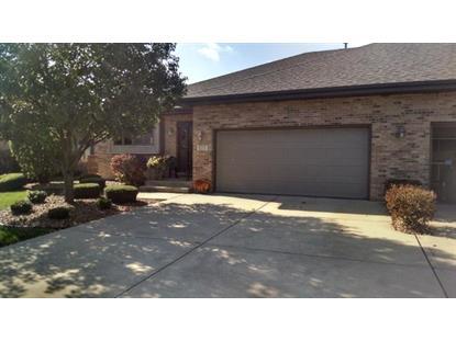 123 Whisper Creek Drive New Lenox, IL MLS# 08757313
