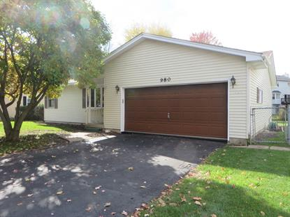 980 E Blackhawk Drive Elgin, IL MLS# 08759311