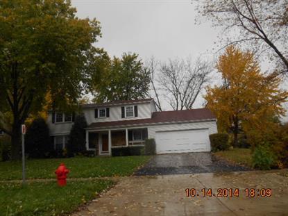 304 N Braintree Drive Schaumburg, IL MLS# 08762149