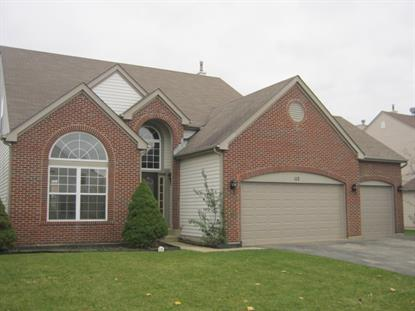 117 Rushmore Drive Bartlett, IL MLS# 08765665