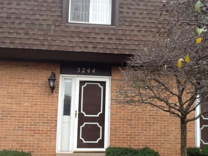 3244 Chestnut Drive Flossmoor, IL MLS# 08769152