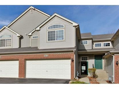 3412 Blue Ridge Drive Carpentersville, IL MLS# 08771545