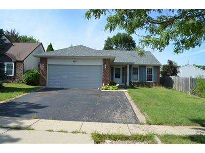 682 Natoma Drive Elgin, IL MLS# 08774445