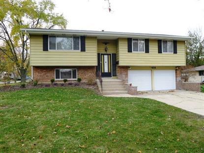 414 Orleans Lane Schaumburg, IL MLS# 08786236