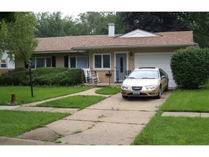 223 Crest Avenue Elk Grove Village, IL MLS# 08786598