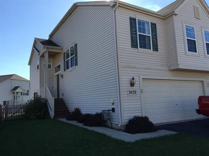 2432 Timber Springs Drive Joliet, IL MLS# 08792858