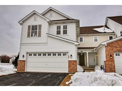 680 Acadia Circle Crystal Lake, IL MLS# 08793545