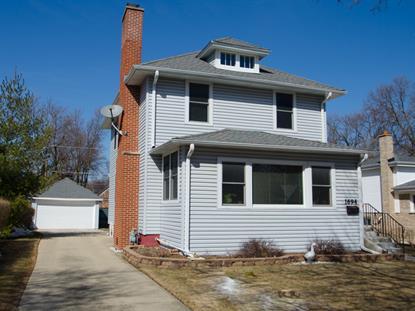 1694 Van Buren Avenue Des Plaines, IL MLS# 08812476