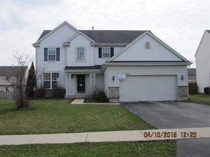 970 Cotherstone Place Antioch, IL MLS# 08818489