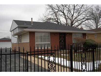 14507 COOPER Avenue Dixmoor, IL MLS# 08821902