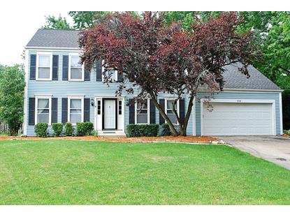 254 Canidae Court St Charles, IL MLS# 08822455