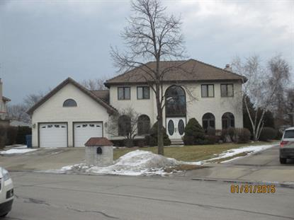 1303 N Joseph Lane Addison, IL MLS# 08833554