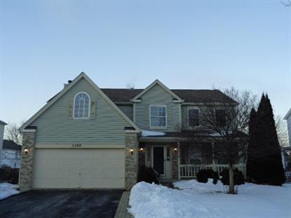 5303 Brookshire Estates Drive Plainfield, IL 60586 MLS# 08840933