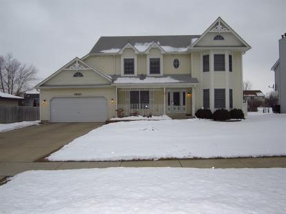 16212 S Howard Street Plainfield, IL 60586 MLS# 08841355
