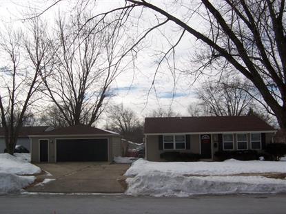 1866 Endicott Circle Carpentersville, IL MLS# 08846954