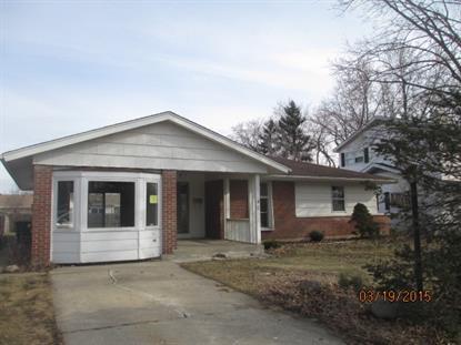 6 Evergreen Street Elk Grove Village, IL MLS# 08848436