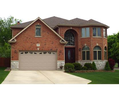 457 S ELLIS Street Bensenville, IL MLS# 08849590