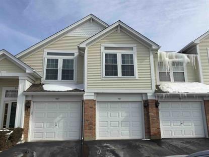 987 Huntington Drive Elk Grove Village, IL MLS# 08850264