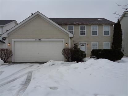 14147 S Longview Lane Plainfield, IL 60544 MLS# 08858026