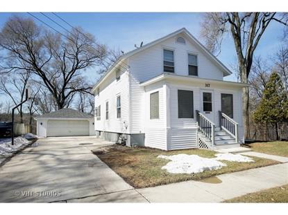 317 N Wisconsin Street Carpentersville, IL MLS# 08860378