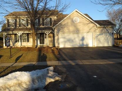 13411 Ranchland Drive Plainfield, IL 60544 MLS# 08860724