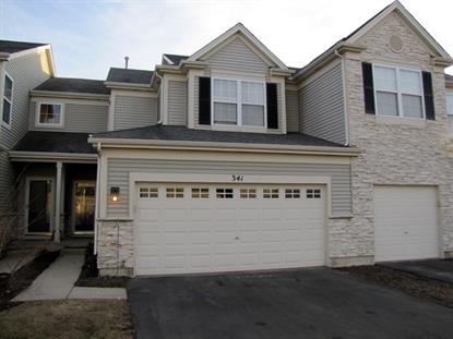 341 ROBIN GLEN Lane South Elgin, IL MLS# 08864424