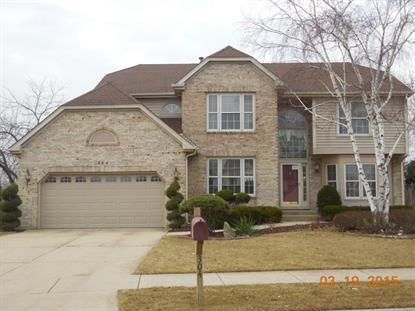 304 ORCHARD Lane Bloomingdale, IL MLS# 08867605
