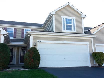 654 Chestnut Ridge Drive Minooka, IL 60447 MLS# 08868557