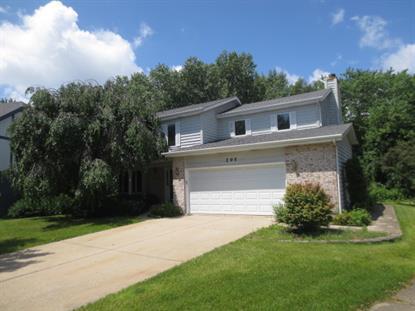 295 TERRY Lane Bloomingdale, IL MLS# 08869158