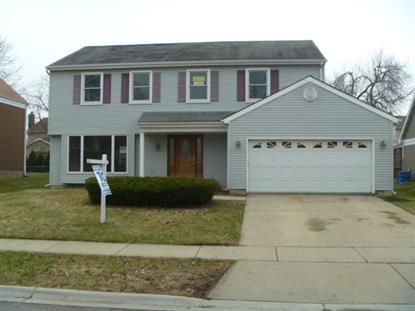 2145 Hitching Post Lane Schaumburg, IL MLS# 08873821