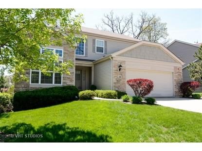 16 MORAINE Drive Streamwood, IL MLS# 08881601