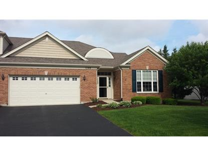1199 Betsy Ross Place Bolingbrook, IL MLS# 08886946