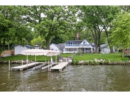 4907 E Lake Shore Drive Wonder Lake, IL MLS# 08887308