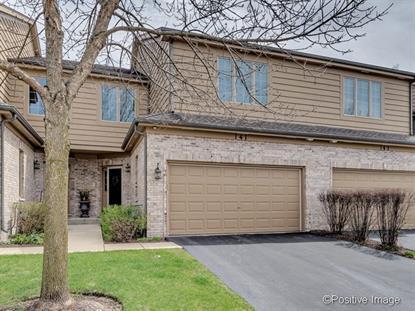 141 SANTA FE Lane Willow Springs, IL MLS# 08894294