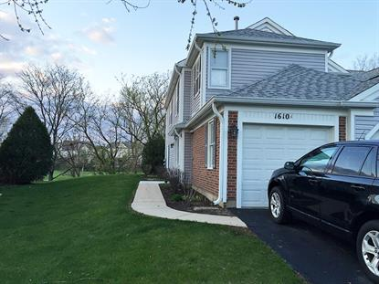1610 VERMONT Drive Elk Grove Village, IL MLS# 08899481